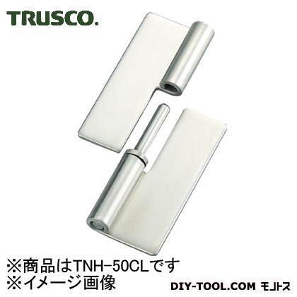 ステンレス重量用抜き差し蝶番全長50mm左用(1組=1袋)   TNH-50CL 1 組