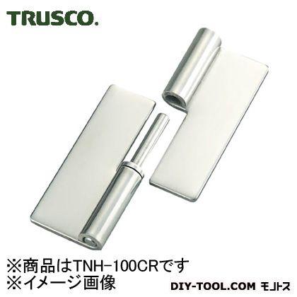 ステンレス重量用抜き差し蝶番全長100mm右用(1組=1袋)   TNH-100CR 1 組