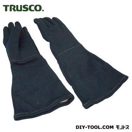 【送料無料】トラスコ(TRUSCO) 耐熱手袋全長45cm 450 x 186 x 80 mm TMZ-632F