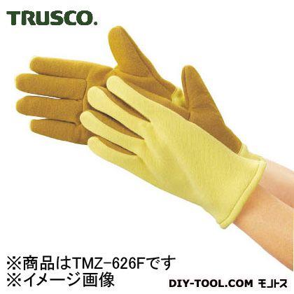 トラスコ(TRUSCO) 耐熱・耐切創手袋全長32cm TMZ-626F