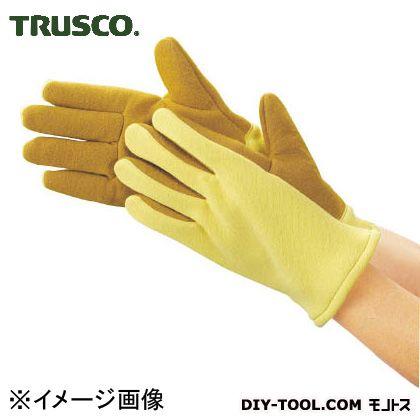 トラスコ(TRUSCO) 耐熱耐切創手袋全長26cm TMZ-623F