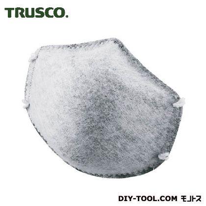 トラスコ(TRUSCO) 一般作業用マスク活性炭入(20枚入) TMK-20KE 20枚