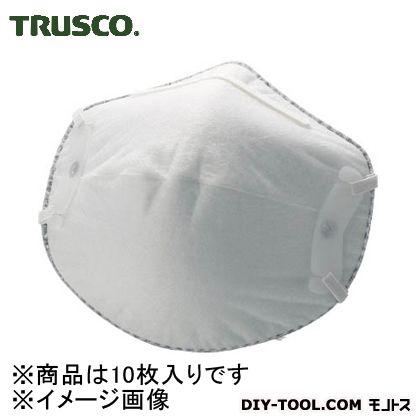 トラスコ(TRUSCO) 一般作業用マスク活性炭入(10枚入) TMK-10K 10枚