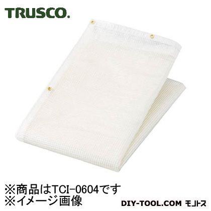 トラスコ(TRUSCO) 防炎糸入りクリアシート6000X4000 440 x 530 x 130 mm