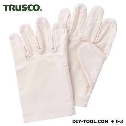 トラスコ(TRUSCO) 綿布手袋厚手フリーサイズ 281 x 229 x 36 mm