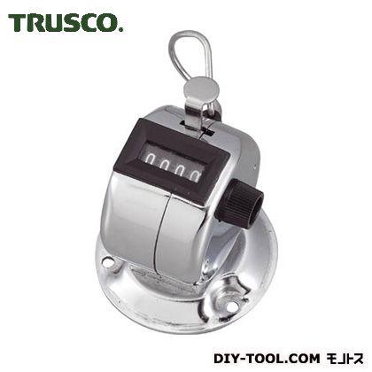 トラスコ(TRUSCO) 数取器台付き型 134 x 77 x 45 mm