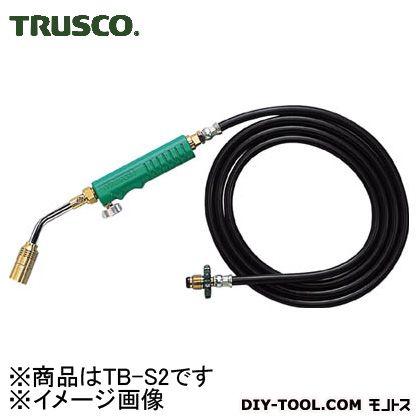 トラスコ(TRUSCO) プロパンバーナーSタイプ発熱量9600Kcal/h TB-S2 1S