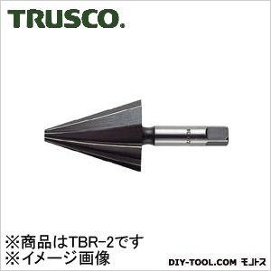 【送料無料】トラスコ(TRUSCO) バーリングリーマ穴径Φ8〜53 172 x 68 x 58 mm TBR-2