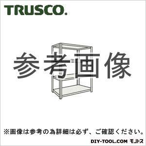 TRUSCO 軽量棚開放型W1500XD300XH12004段ネオグレ NG