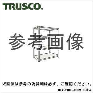 TRUSCO 軽量棚開放型W875XD450XH12004段ネオグレ NG