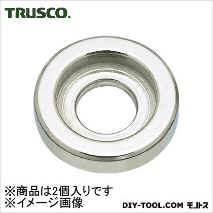 トラスコ(TRUSCO) 引き取手用化粧座金ステンレス製適用サイズΦ8(2個入) TTO-8W 2個
