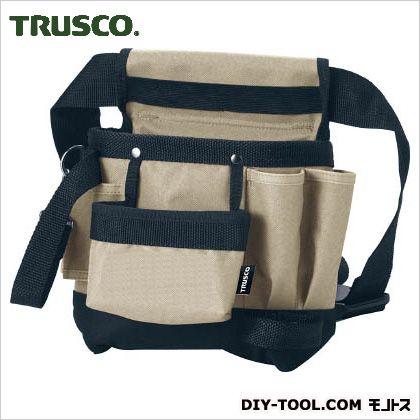 トラスコ(TRUSCO) ツールバッグツールホルスター5ポケット 301 x 218 x 87 mm