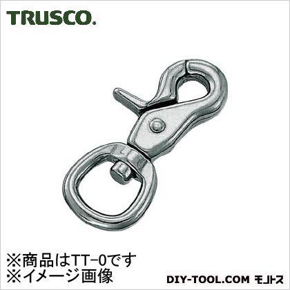 トラスコ(TRUSCO) トリガースナップステンレス製#0(1個=1袋) 93 x 45 x 8 mm TT-0 1個