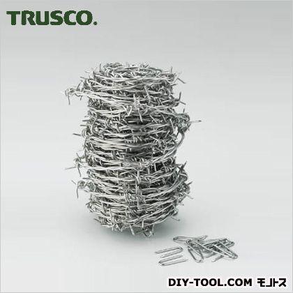 【送料無料】トラスコ(TRUSCO) 有刺鉄線ステンレス1.6mmX20m 132 x 135 x 165 mm TSUW1620