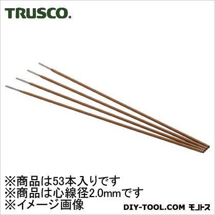 トラスコ(TRUSCO) 軟鋼低電圧用溶接棒心線径2.0mm棒長250mm 272 x 30 x 28 mm 1PK