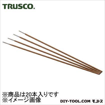 トラスコ(TRUSCO) 軟鋼低電圧用溶接棒心線径2.0mm棒長250mm 266 x 21 x 20 mm 1PK