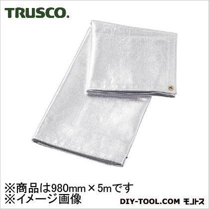 トラスコ(TRUSCO) 遮熱シートスーパープラチナ980mmX5m TSS-SPR