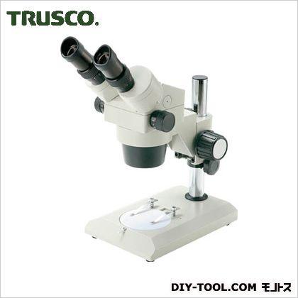 トラスコ(TRUSCO) ズーム式実体顕微鏡照明付6.5~45倍・13~90倍 620 x 250 x 320 mm