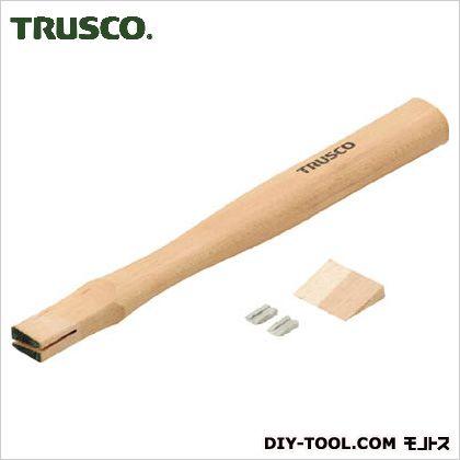 トラスコ(TRUSCO) 両口ハンマーTRH-40用木柄楔付 TRH-40K