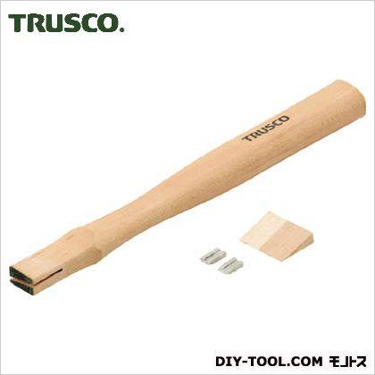 トラスコ(TRUSCO) 両口ハンマーTRH-30用木柄楔付 TRH-30K