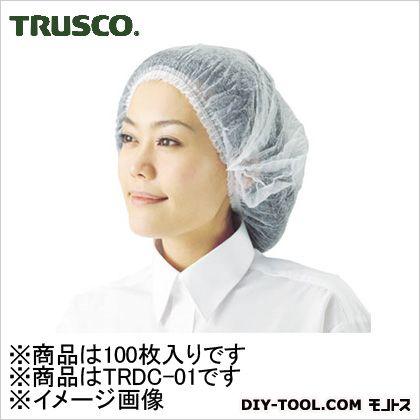 トラスコ(TRUSCO) 使い捨てキャップ1(1袋(箱)=100枚入) 230 x 240 x 90 mm TRDC-01 100枚