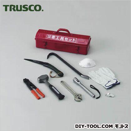 トラスコ(TRUSCO) 災害工具セット 480 x 190 x 155 mm 1S