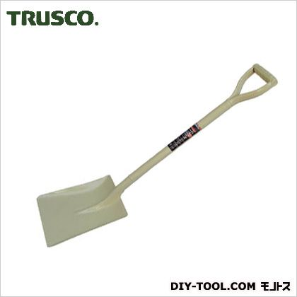 トラスコ(TRUSCO) パイプ柄ショベル角形全長970mm 970 x 257 x 90 mm