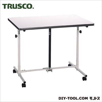 トラスコ(TRUSCO) 上下調節機構付式作業台900X600XH700-970 905 x 615 x 175 mm TUP50-6090