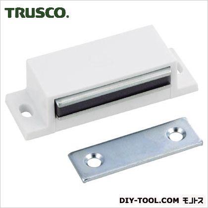トラスコ(TRUSCO) マグネットキャッチ樹脂製 TSM-81-W