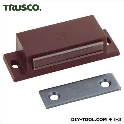 トラスコ(TRUSCO) マグネットキャッチ樹脂製 TSM-81-BR