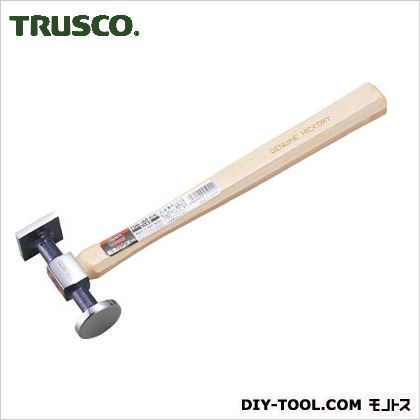 トラスコ(TRUSCO) 板金ハンマー丸平X角型 TSM-160