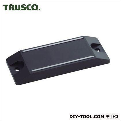 トラスコ(TRUSCO) マグネットキャッチ樹脂製・平型 TSM-130-BK