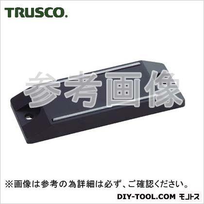 トラスコ(TRUSCO) マグネットキャッチ樹脂製・平型 TSM-128-BK