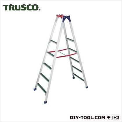 トラスコ(TRUSCO) セーフティ専用脚立アルミ合金製・脚カバー付高さ1.98m 700 x 2150 x 190 mm TSK-1