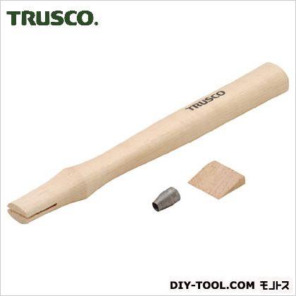 トラスコ(TRUSCO) 石頭ハンマーTSH-15用木柄楔付 TSH-15K