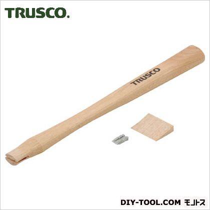 トラスコ(TRUSCO) 石頭ハンマーTSH-13用木柄楔付 TSH-13K