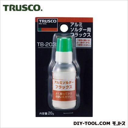 トラスコ(TRUSCO) アルミソルダー用フラックス20g TRZ-203