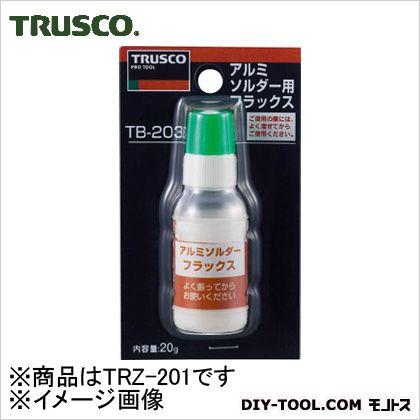 トラスコ(TRUSCO) アルミ硬ロウ用フラックス20g TRZ-201