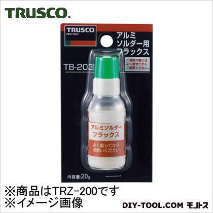 トラスコ(TRUSCO) 銀ロウ用フラックス20g TRZ-200