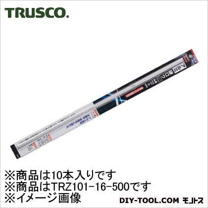 トラスコ(TRUSCO) アルミ硬ロウ1.6X500mm10本入 TRZ101-16-500 10本