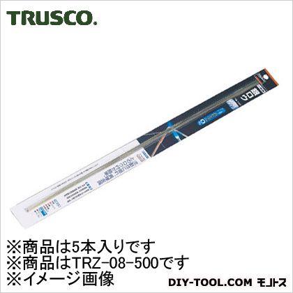 トラスコ(TRUSCO) 銀ロウ棒0.8X500mm5本入 TRZ-08-500 5本