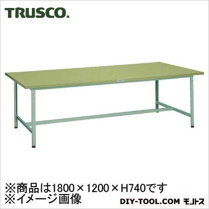 トラスコ(TRUSCO) AEH型作業台1800X1200XH740 AEH-1800