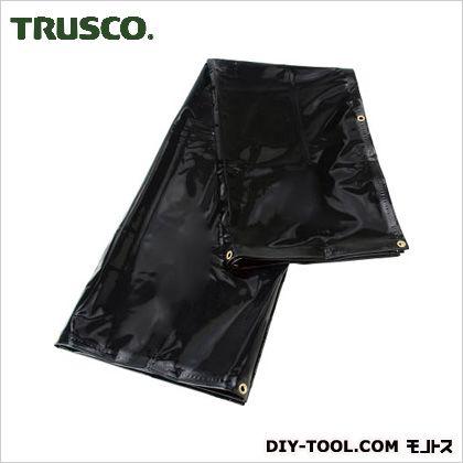 トラスコ(TRUSCO) 溶接遮光シートのみ0.35TXW1970XH1970深緑 A-3-DG