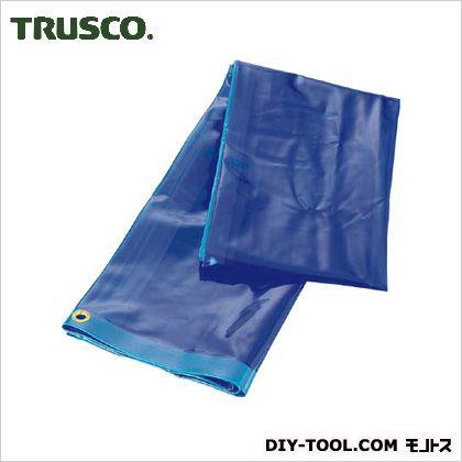 トラスコ(TRUSCO) 溶接遮光シートのみ0.35TXW1970XH1970青 A-3-B