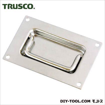 トラスコ(TRUSCO) トランク取手ステンレス製幅122X高さ78(1個=1袋) 125 x 110 x 16 mm TTT-2 1個