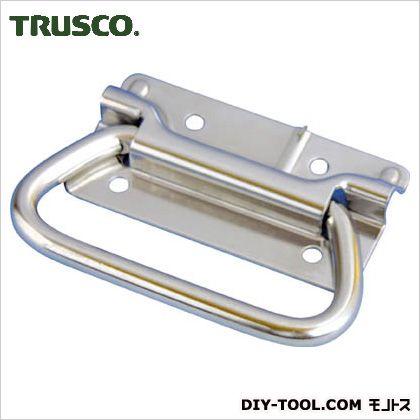 トラスコ(TRUSCO) トランク取手ステンレス製幅86X高さ46(1個=1袋) 111 x 109 x 15 mm TTT-1 1個