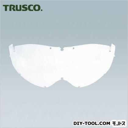 トラスコ(TRUSCO) セーフティゴーグル用スペアレンズ(5枚入パック)TSG22用 TSG22SP 5枚