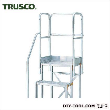 【送料無料】トラスコ(TRUSCO) 作業台用階段片手すり天場三方TSF-369・4612用 TSF-TE6