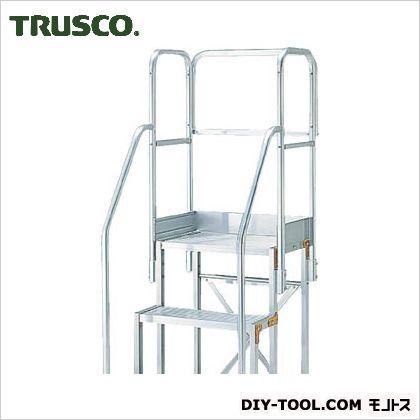【送料無料】トラスコ(TRUSCO) 作業台用階段両手すり天場三方TSF-369・4612用 TSF-TE5