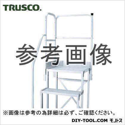 【送料無料】トラスコ(TRUSCO) 作業台用階段片手すり天場二方TSF-51015用 TSF-TE15